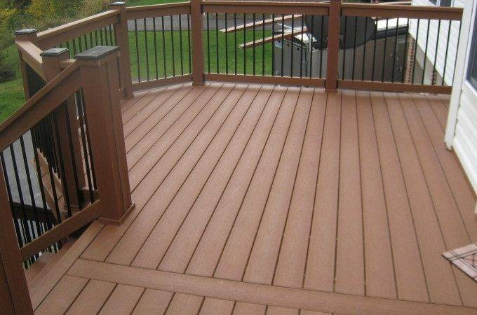 Exterior Best Deck Railing Ideas Your Home