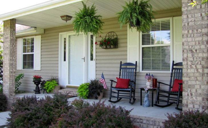 Exterior Front Porch Furniture Ideas Your House Cheap