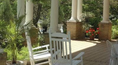 Exterior Preparation Columns Front Porch