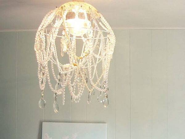 Fantastic Diy Chandelier Ideas Tutorials Hative