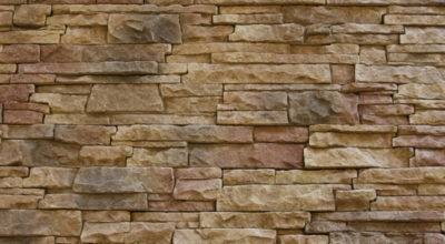 Faux Stacked Stone Brick Texas Home Exteriors