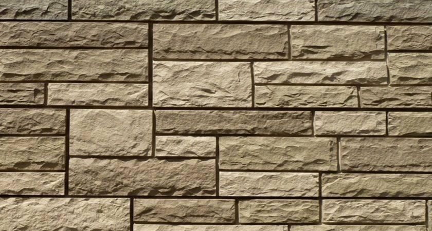 Faux Stone House Siding Home Decor Mrsilva