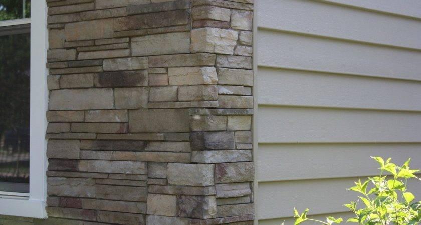 Faux Stone Siding Menards Myideasbedroom