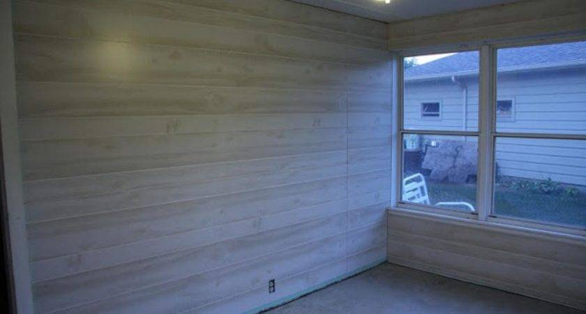 Faux Wood Panels Stunning Wall Ceiling Best House