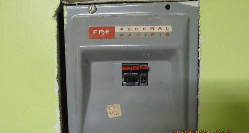 Federal Pacific Fuse Box Wiring Diagram