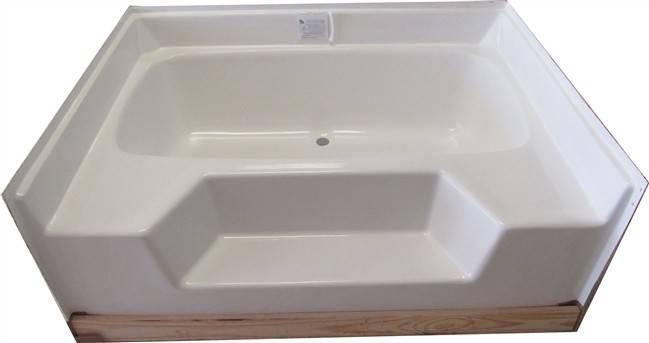 Fiberglass Replacement Garden Tub