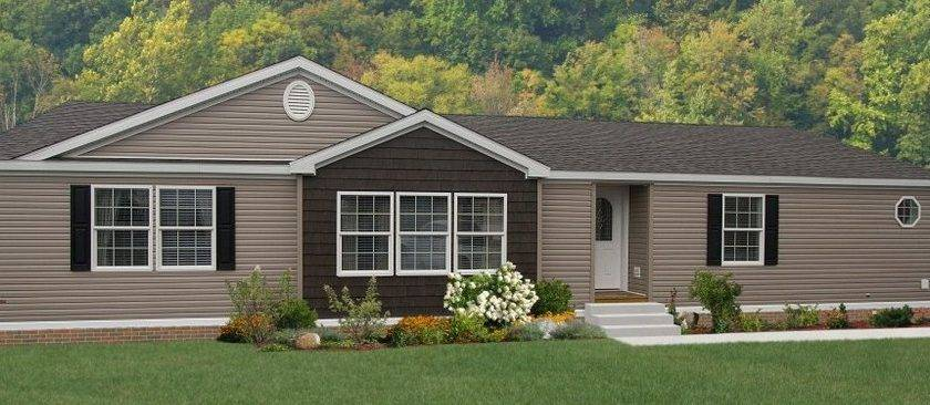 Fineline Homes Single Wide Double Modular