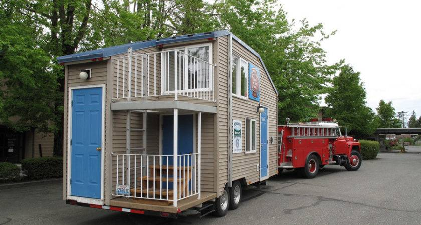 Fire Safety Tiny House Swoon