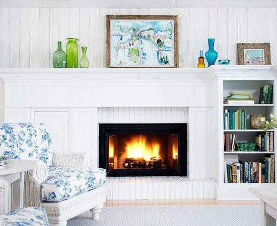Fireplace Before After Diy Projects