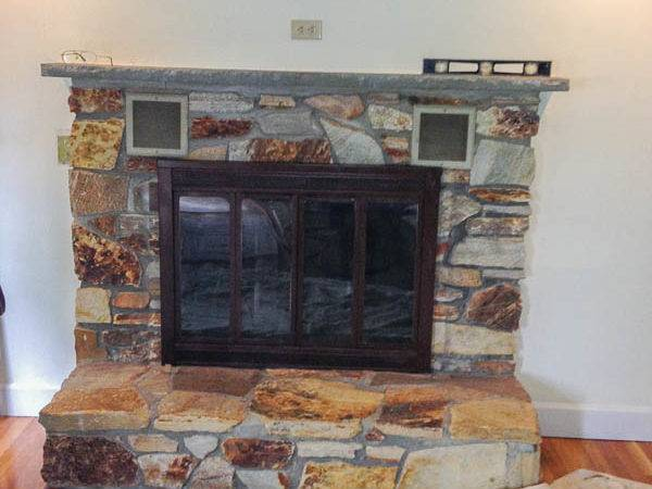Fireplace Makeover Fireplaces