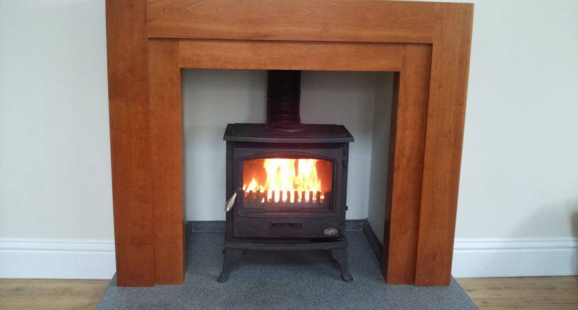 Fitting Wood Multi Fuel Stoves Real Fire Heating