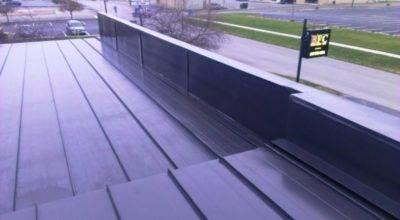 Flat Roof Metal