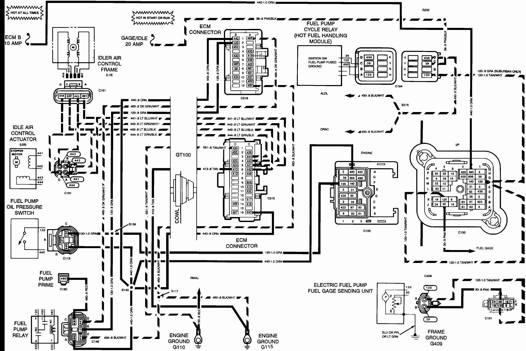 Fleetwood Bounder Wiring Diagram
