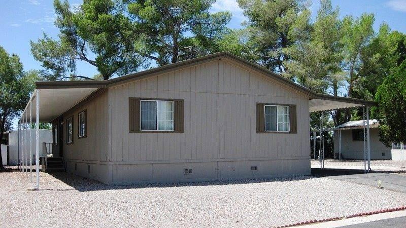 Fleetwood Lot Desert Pueblo Mobile Homes