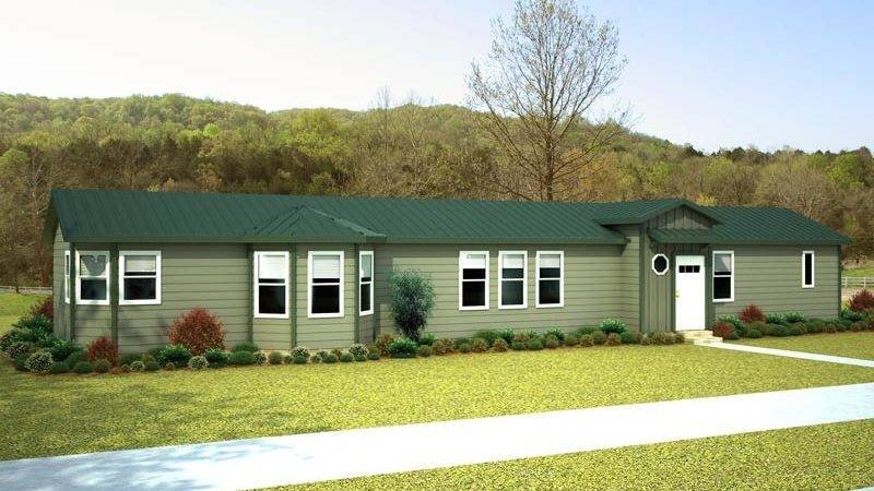 Fleetwood Mobile Manufactured Home Courtland Joy