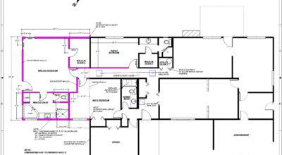 Floor Plans Additions House Wood Floors