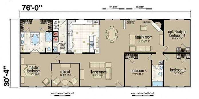 Floor Plans Champion Manufactured Modular