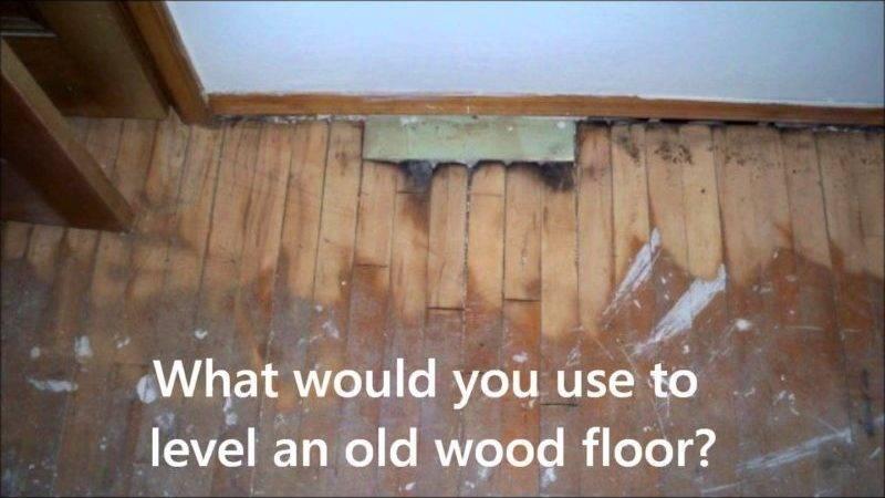 Flooring Leveling Wood Floor Laminate