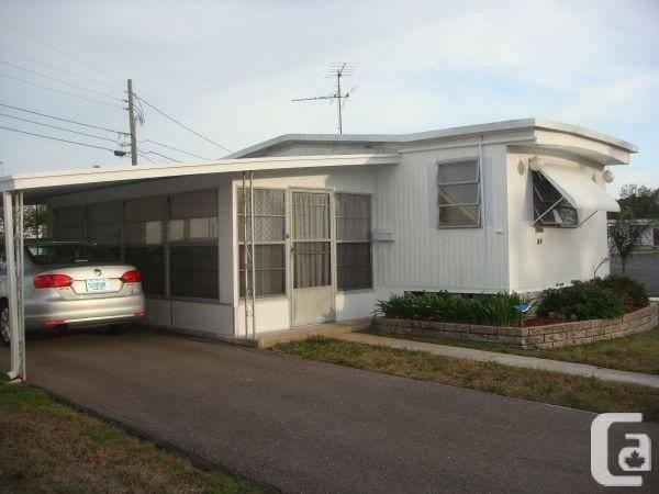 Florida Mobile Home Share Magnolia Manor