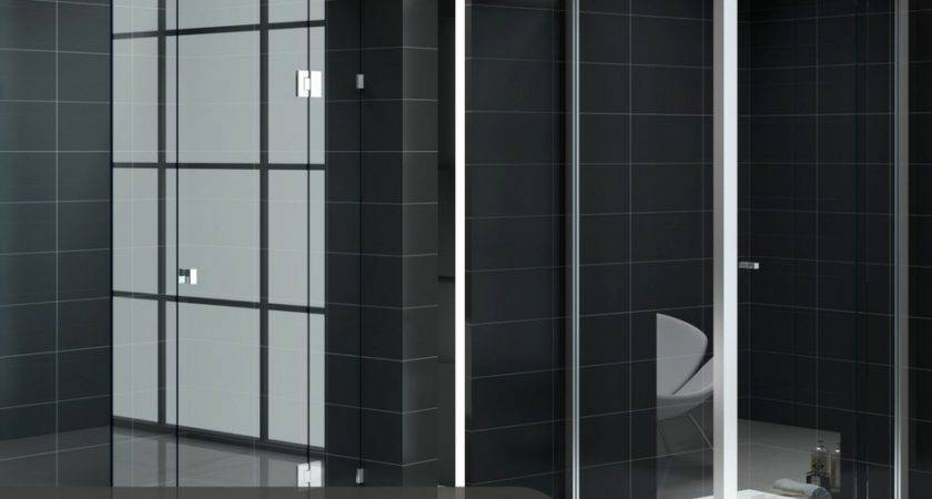 Frameless Semi Shower Door Shapeyourminds