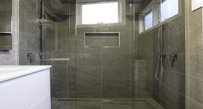 Frameless Shower Screens Geelong Splashbacks Atmos