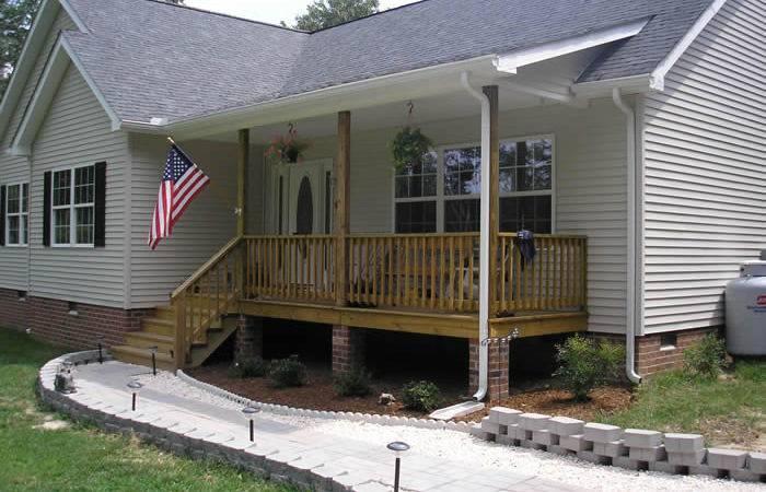 Fresh Modular Homes Porches Home Building Plans