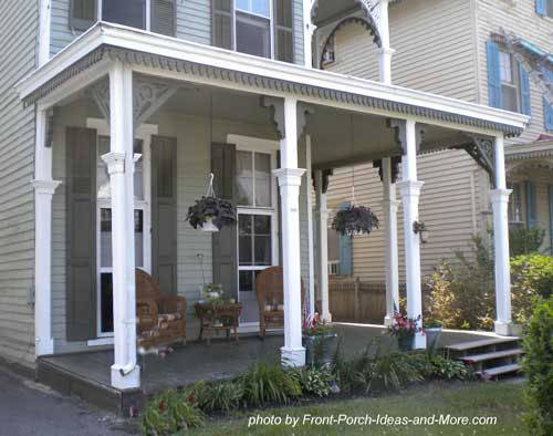 Front Porch Design Ideas Designs