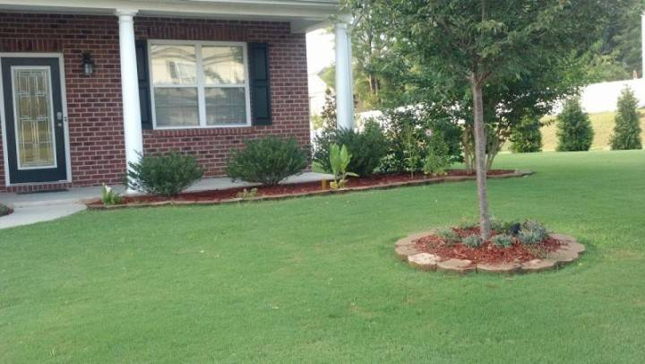 Front Yard Landscaping Ideas Ranch Style