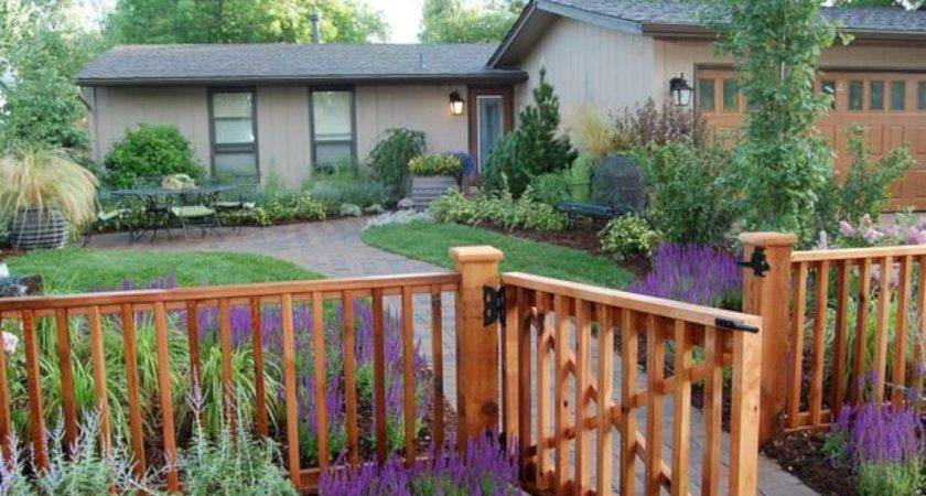Front Yard Privacy Fence Remodel Ideas Budget