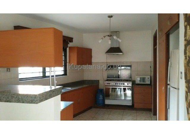 Furnished Apartment Kololo Lugogo Bypass Central