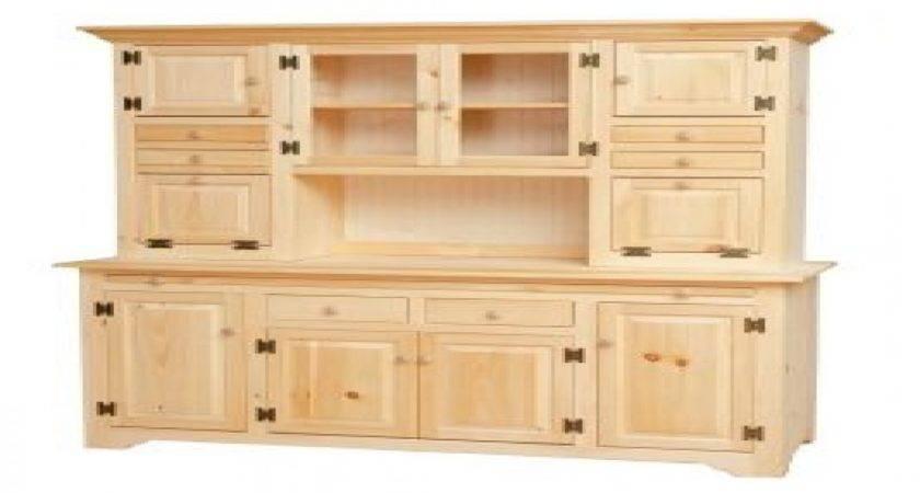 Furniture Primitive Kitchen Cabinets Ideas