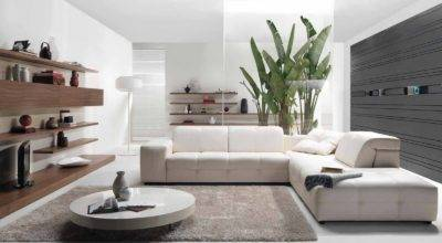 Future House Design Modern Living Room Interior