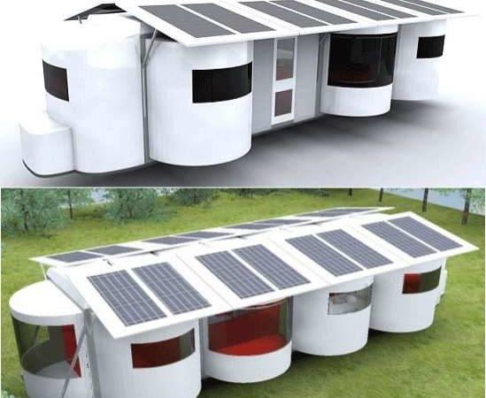Future Mobile Home Design Manufactured