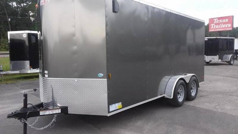 Gans Cargo Mate Enclosed Trailer