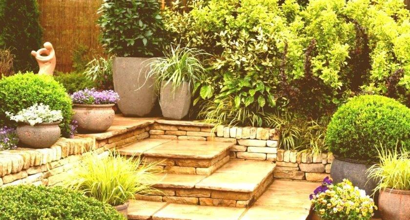 Garden Ideas Small Areas Decoration Home