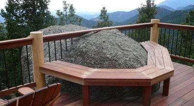 Genesis Group Llc Colorado Springs Wood Decks Design