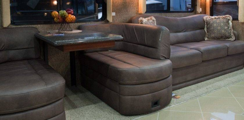 Glastop Motorhome Furniture Custom