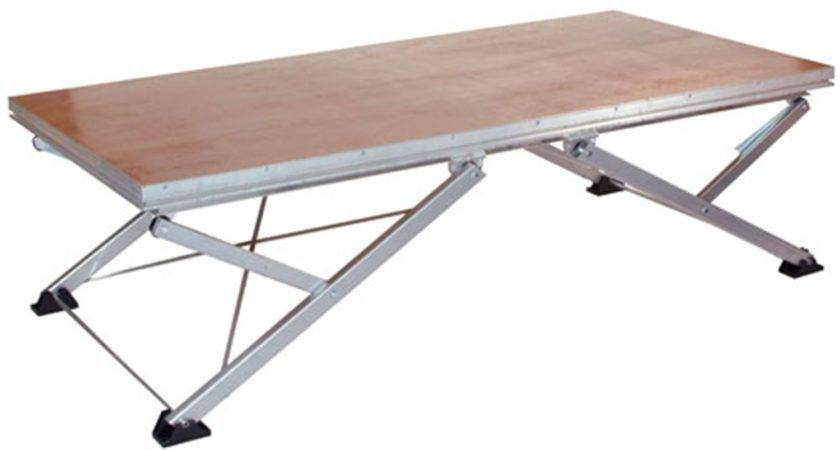 Global Truss Gtstage Portable Stage Platform Pssl