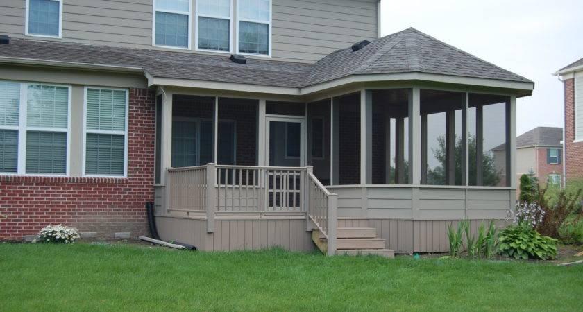 Good Front Porch Design Mobile Homes