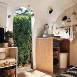 Gorgeous Airstream Renovation Tour Before After