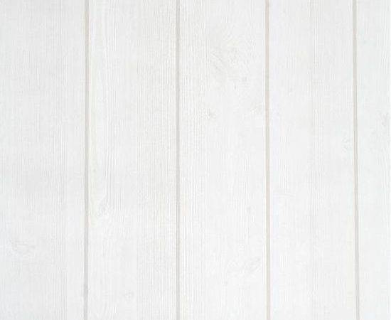 Gray Self Adhesive Vinyl Plank Wood Effect Wall