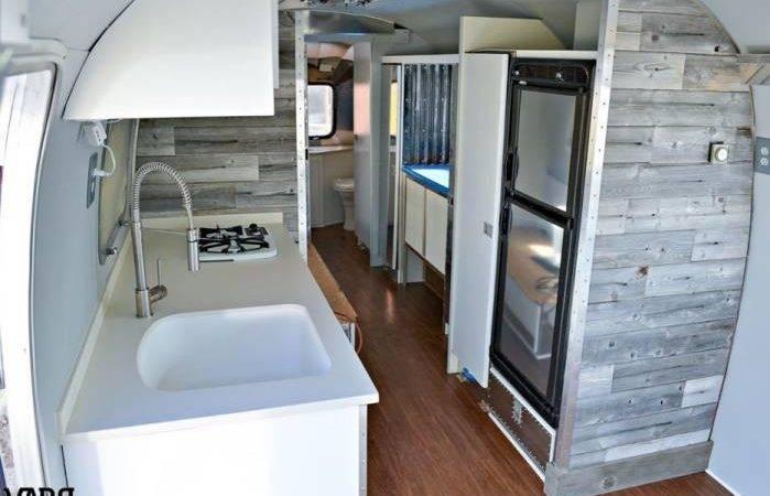 Great Camper Remodels Love Mobile Home Living