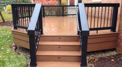 Great Ideas Small Deck