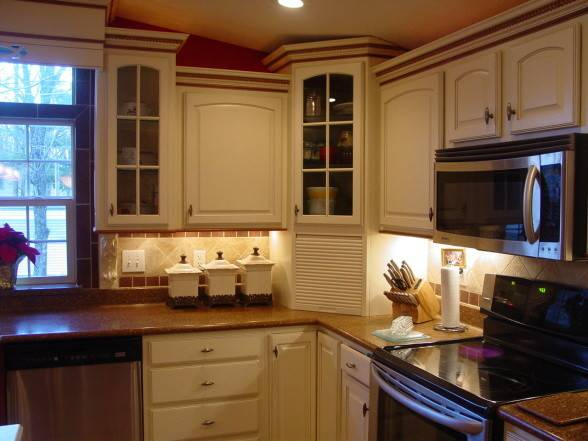 Great Manufactured Home Kitchen Remodel Ideas Mobile