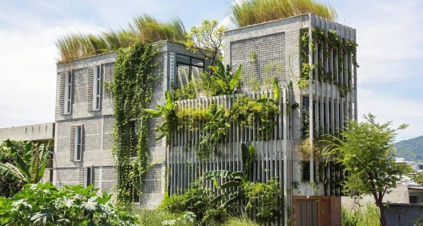 Green Buildings Inhabitat Design Innovation