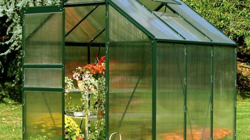 Greenhouse Plastic Polycarbonate Sheeting