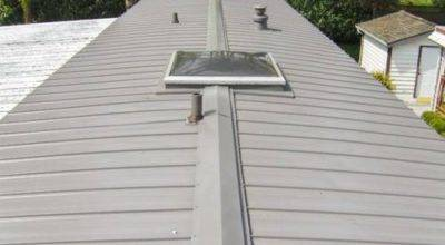 Guide Three Popular Mobile Home Roof Over Materials