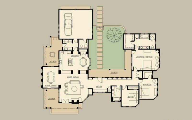 Hacienda Home Designs