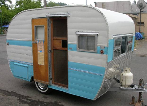 Happy Day Vintage Mobile Homes