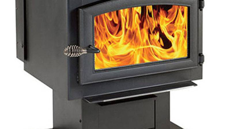 Heater Stove Wood Burning Btu